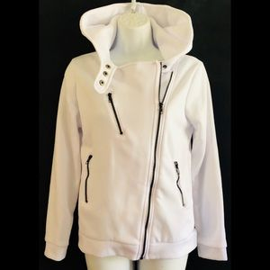 Sweaters - A white Hoodie small size